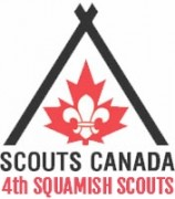 Scouts Canada - 4th Squamish Scouts
